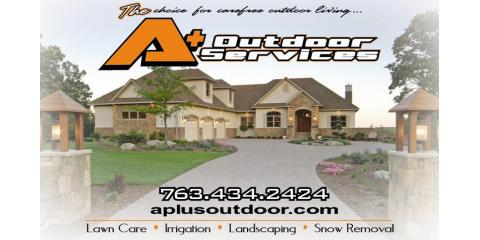 A outdoor services in andover mn nearsay for Home and landscape design andover mn