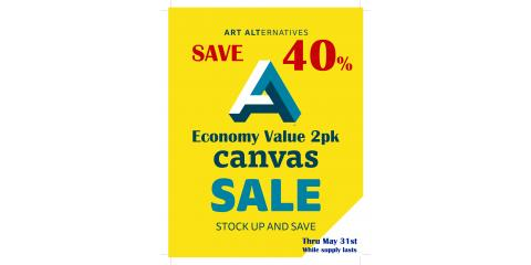 40%off AA Valuepk Canvas SALE!, Honolulu, Hawaii