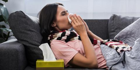 3 Ways Your HVAC System Can Help Curb Allergy Attacks, Lexington-Fayette, Kentucky