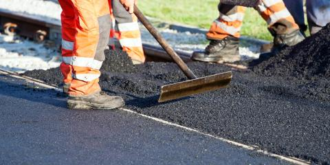 5 Things You Should Know About Asphalt, Middle Fork II, North Carolina