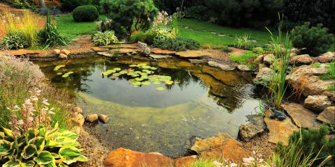 3 Reasons Your Yard Should Have a Water Feature, Honolulu, Hawaii