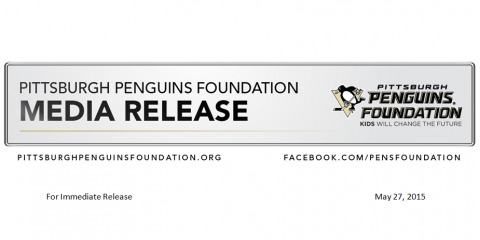Penguins Foundation and UPMC Expand Heads UP Program for 2015, Moon, Pennsylvania