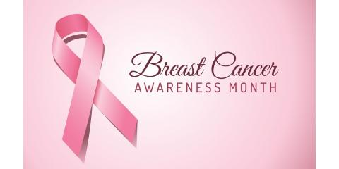 In Honor of Breast Cancer Awareness Month, Manhattan, New York