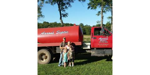 Aaron's Septic Pumping, Septic Systems, Services, West Plains, Missouri