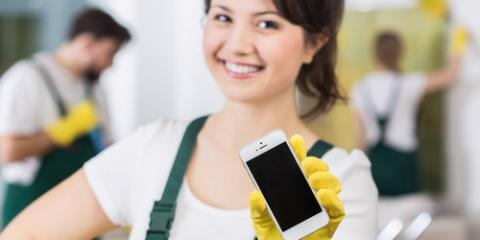 How the Team Mobility App Will Enhance Your Maid Cleaning Experience  , Sandhills, North Carolina