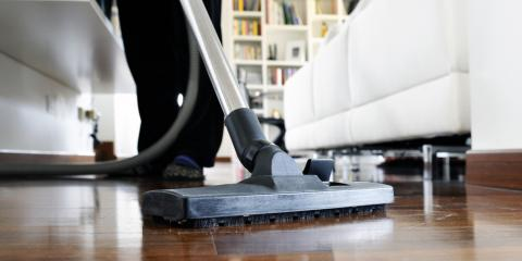 How Cleaning Your Home Helps You Make the Right Changes for the New Year, Sandhills, North Carolina