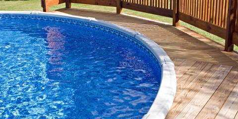 Above ground pool maintenance tips to help it get through winter all american pools for Above ground swimming pool maintenance guide