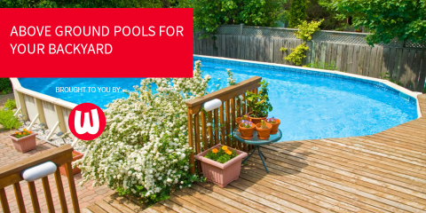 5 Accessories You Need For Your Above Ground Pool This Summer Watson 39 S Of St Louis St