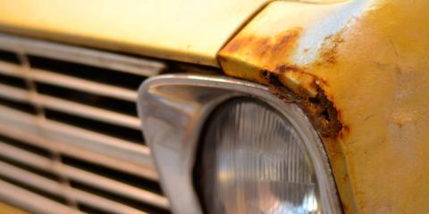 How to Protect Your Auto Body From Rust, Grand Rapids, Michigan