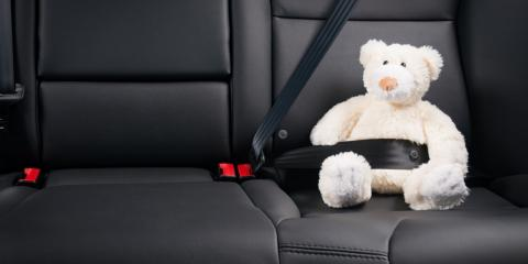 Auto Body Experts Discuss How to Keep Kids Safe in the Car, Lehi, Utah