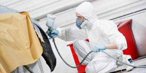 How Much Does an Automotive Paint Job Cost? The Experts Weigh In, Everett, Washington