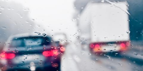 The Dent Removal Expert's Tips for Driving in the Rain, Genesee, Wisconsin