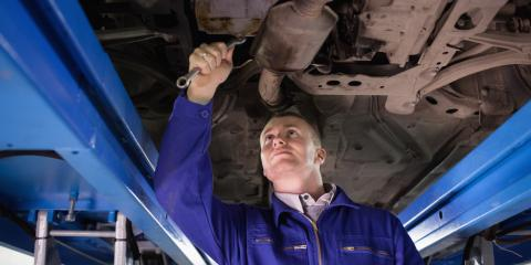 A Crash Course in the Collision Repair Process, Fergus Falls, Minnesota