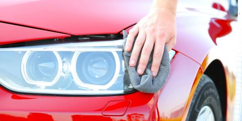 What Causes Foggy Headlights? Local Auto Body Experts Weigh In, Shallotte, North Carolina