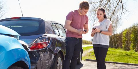 What to Do if You're Hit by an Uninsured Driver, Ogden, Utah