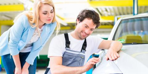 Can Paintless Dent Removal Fix Your Vehicle? ABRA Auto Has the Answer, Sterling, Illinois
