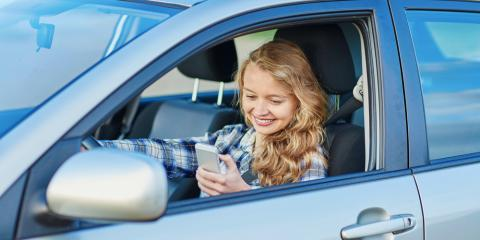 Auto Glass Repair Experts Discuss the Dangers of Texting While Driving, Fayetteville, Georgia