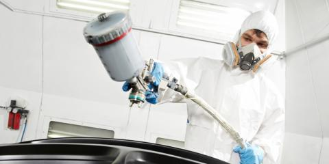 Expert Collision Repair Center Discusses the 5 Different Types of Automotive Paint, Tucker, Georgia