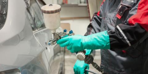How Does Color-Matching Work? ABRA's Auto Body Experts Explain, Smithville, North Carolina