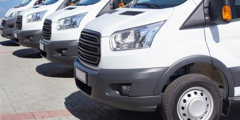 3 Reasons to Keep Your Business's Fleet Vehicles in Top Condition, Clinton, Iowa