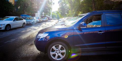 How to Protect Your Car's Paint Job From the Sun, Ogden, Utah