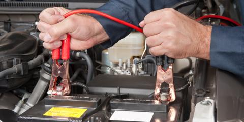 3 Reasons Your Car Won't Start, South Aurora, Colorado