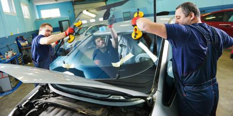 Why You Shouldn't Wait to Get Your Windshield Fixed, Sioux City, Iowa