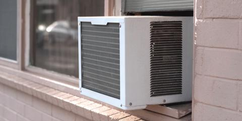 5 Steps for Caring for a Window AC Unit, Cabot, Arkansas
