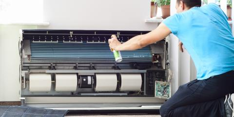 5 Important Air Conditioning Parts & What They Do, Grand Rapids, Wisconsin