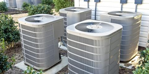 3 Popular Types of Units for an AC Replacement, Circleville, Ohio