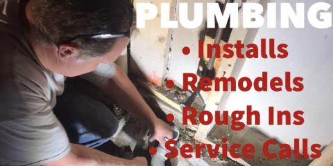 Plumbing Services, Installs and Repairs - Bradford and Sons - Canandaigua Located (585)657-7309 , Canandaigua, New York