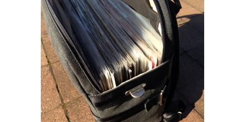Pack Your New & Used Vinyl Records Safely With These Tips From Academy Records, Manhattan, New York