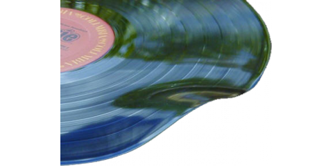 Tips to Prevent & Mend Your Warped Vinyl Records From Academy Records, Manhattan, New York