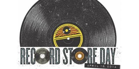 Come to Academy Records for Record Store Day 2012, Manhattan, New York