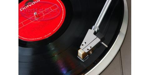 Protect Your Turntable's Stylus & Your Vinyl Records With These Easy Care Tips, Manhattan, New York