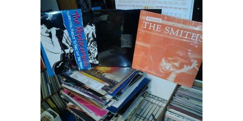 Share The Gift of Music This Holiday Season With Beautiful Albums on Vinyl at Academy Records, Manhattan, New York