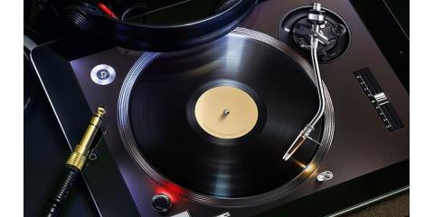 Get The Best Record Player For Your Classic Records With Academy Records, Manhattan, New York