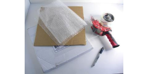 how to pack vinyl records to ship overseas