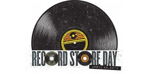 Pick Up Exclusive Content & Rare Material at 'Record Store Day 2014' on Saturday, April 19th, Brooklyn, New York