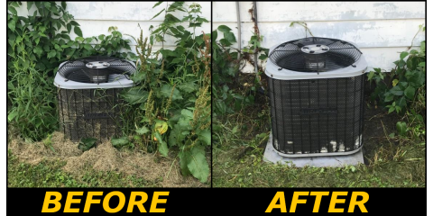 AIR CONDITIONER TIPS - #2:  Your AC needs to breathe!, Mount Vernon, Ohio