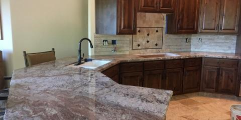 How To Mix U0026 Match Kitchen Countertops   Accents In Tile And ...