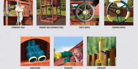 5 Ways to Spruce Up Your Playset With Accessories, Urbandale, Iowa