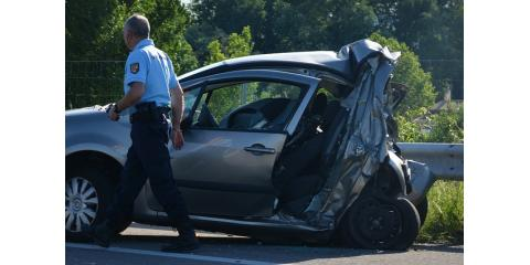 A Winston Salem Personal Injury Attorney Explains What to Do at a Car Accident Scene, Winston-Salem, North Carolina