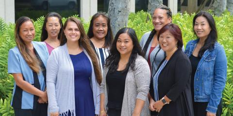 "Hawaiiana's Accounting Specialists: The ""Dream Team"" of Customer Service!, Honolulu, Hawaii"