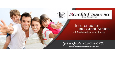 Accredited Insurance, Insurance Agencies, Services, Omaha, Nebraska