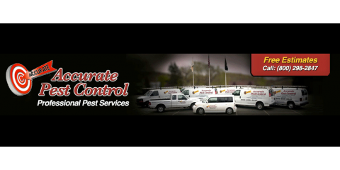 Accurate Pest Control, Pest Control, Services, Landing, New Jersey