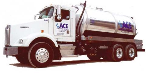 Ace Sanitation Service, LLC Offers State-Of-The-Art Water Jet Power Washers, Cleves, Ohio
