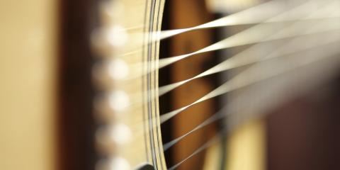 Guitar Instructors at 7th Fret Guitar Studios Share 3 Tips for Beginners, Honolulu, Hawaii