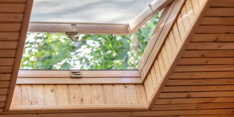Why You Should Add Skylights When Reroofing, Anchorage, Alaska