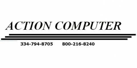 Action Computer Sales & Service Inc, Computer IT Services, Finance, Dothan, Alabama